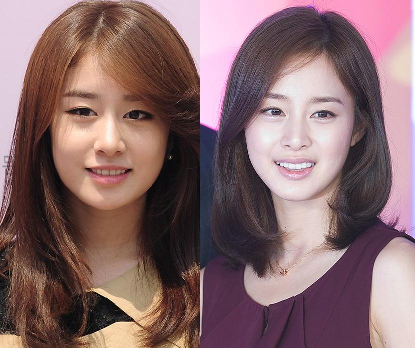 Kim Tae Hee Ji Yeon jiyeon its fascinating