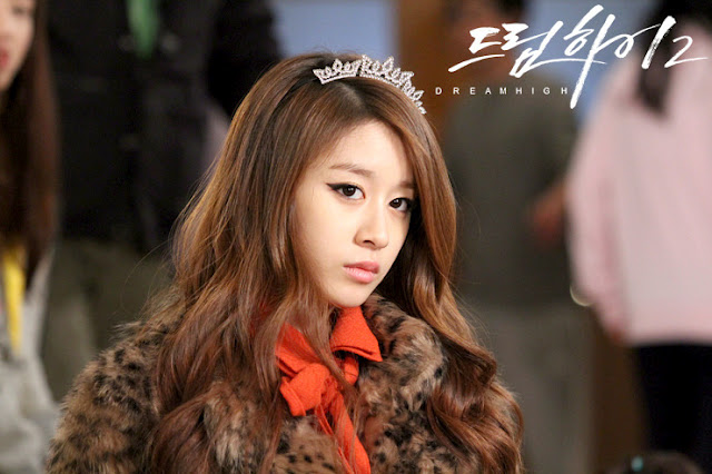 Photos] Jiyeon's Dream High 2 Pictures Part 1/2 | yoontaeyeon