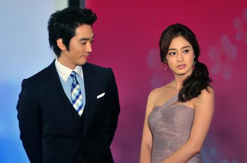 kim tae hee and song seung hun dating 2012