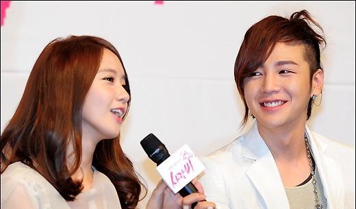 Yoona dating jang geun suk profile