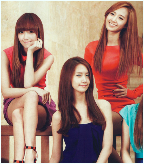 SNSD Yuri,Jessica,Yuri
