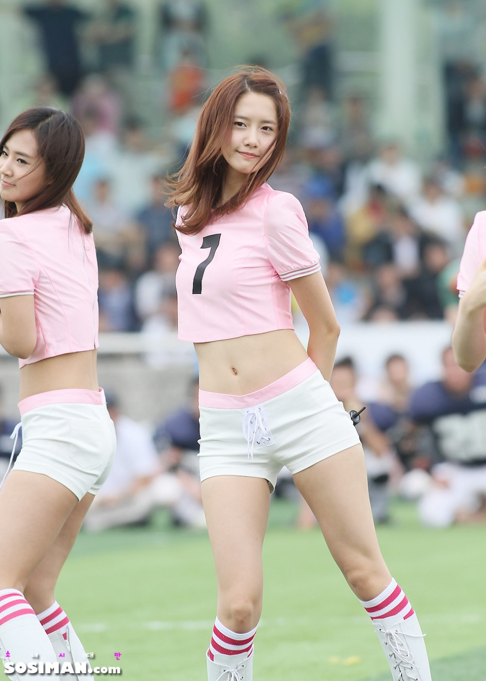 [Photos] 2010.05.21 Yoona at Namyangju Central Football Game