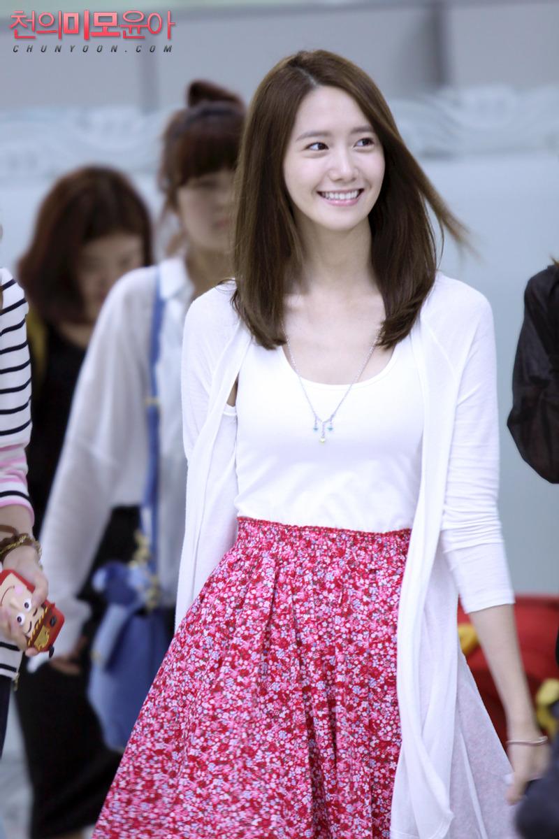 [Photos] 12.07.10 Yoona at Incheon Airport | yoontaeyeon