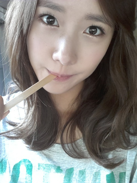 [Photo] Yoona's Cute Selca
