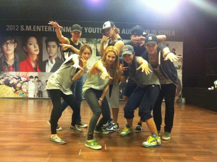 Yoona Family Photo Photo Yoona,yuri Hyoyeon