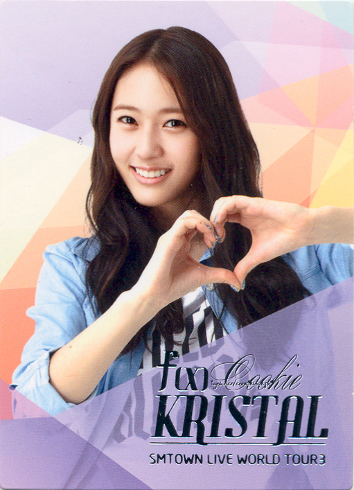 [Photo] Krystal - SM Town Picture