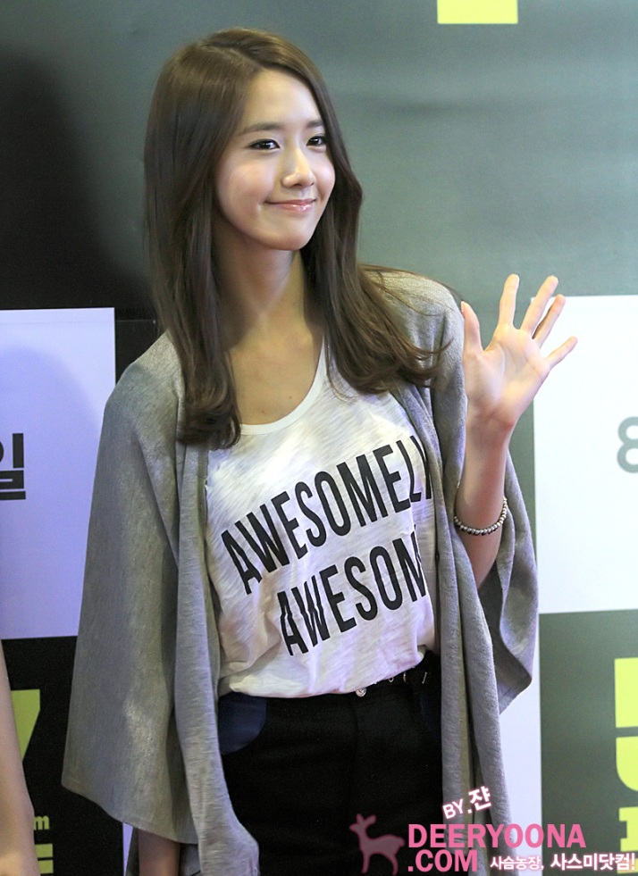 [Photo] 120824 Yoona at 577 Movie Premiere Interview