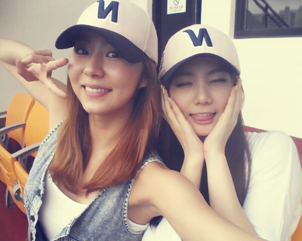 [me2day] UEE's me2day Picture - Update