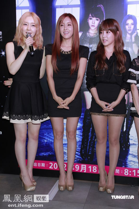 [Photo] 120917 T-ara at Hk Showcase