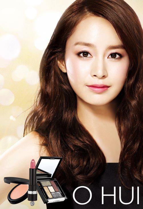 [Photo] Kim Tae Hee - Ohui Ad Sep,2012