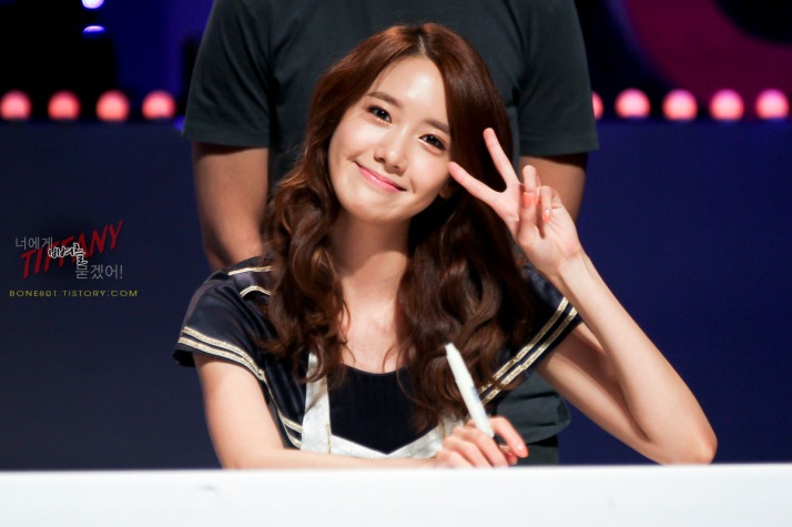 [Photo] Yoona at Look Concert