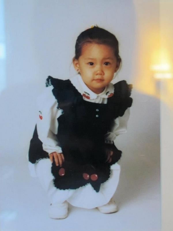 [Photo] Baby Yoona - Childhood Picture