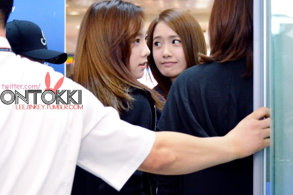 [Photo] 120921 Yoona at Airport