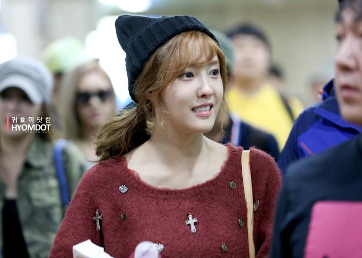 [Photo] 120924 Hyomin