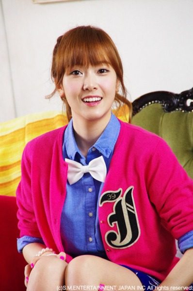 [Photo] 120927 Jessica - Japan Mobile Fansite