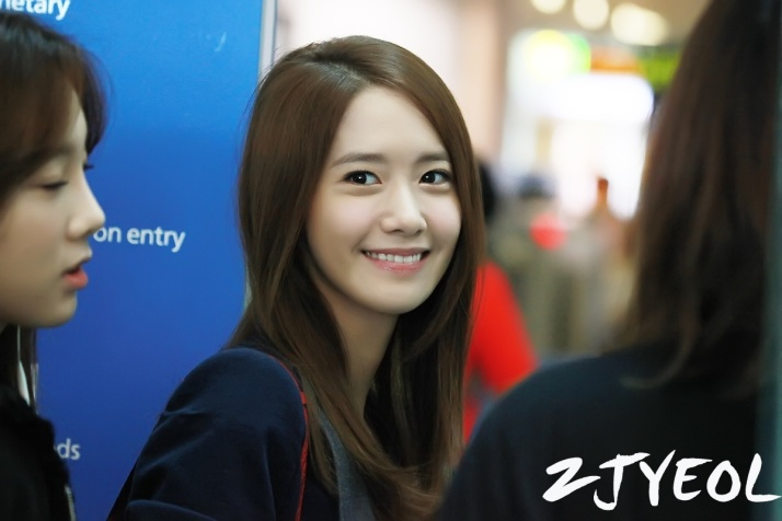 [Photo] 120921 Yoona at Incheon Airport