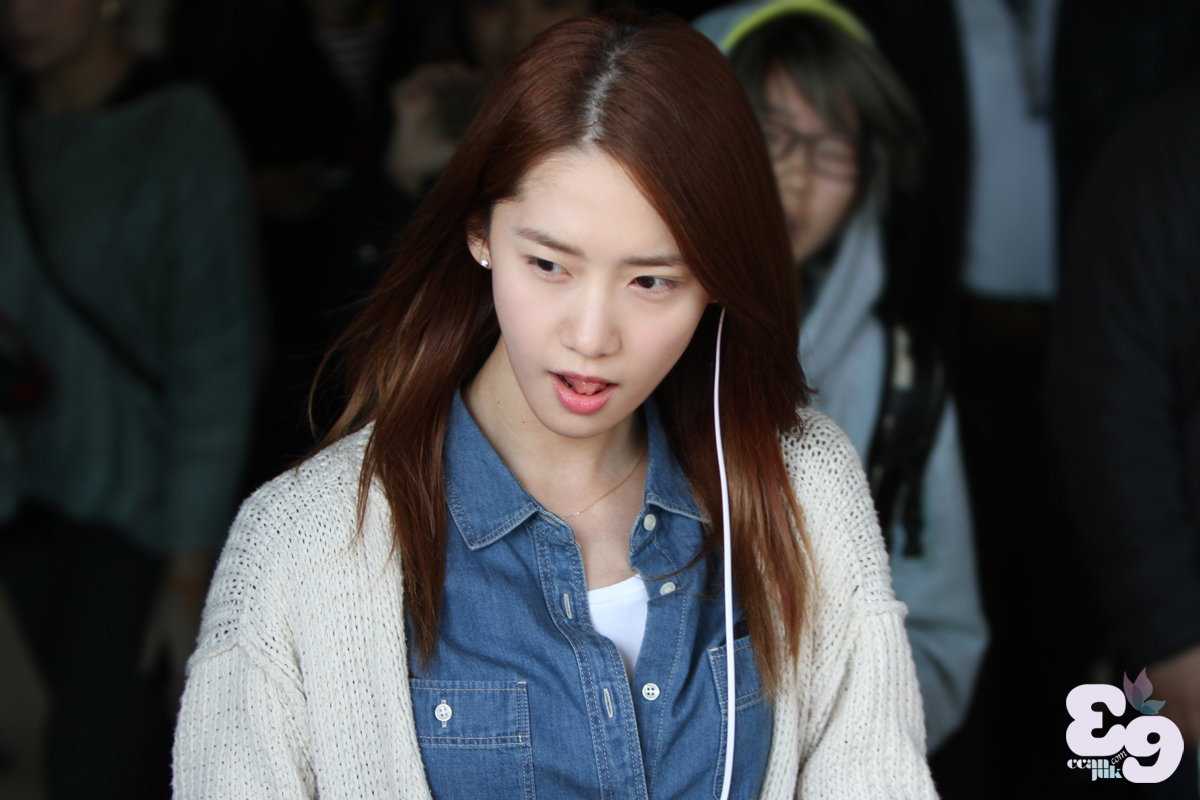 [Photos] 121030 Yoona at Gimpo Airport | yoontaeyeon