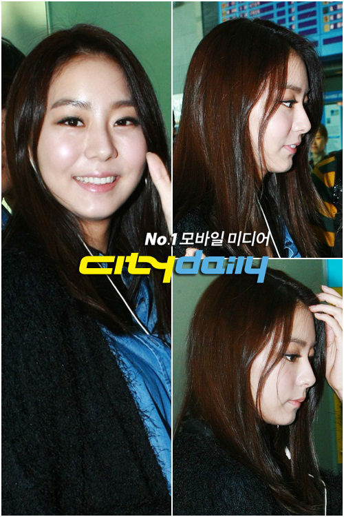 [Photo] UEE at Incheon Airport