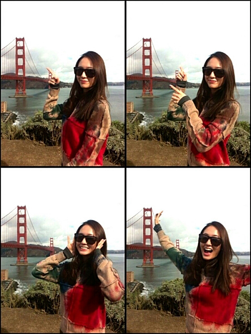 [me2day] 121025 Krystal's me2day Update