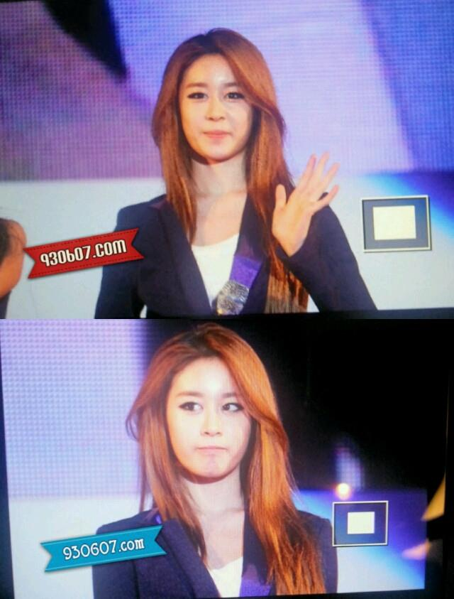 [Photo] 121013 Jiyeon at Daejeon Concert Preview