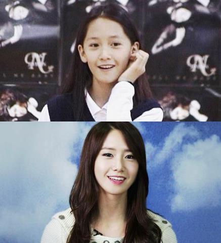 [Photo] Yoona - Pre-debut & Then