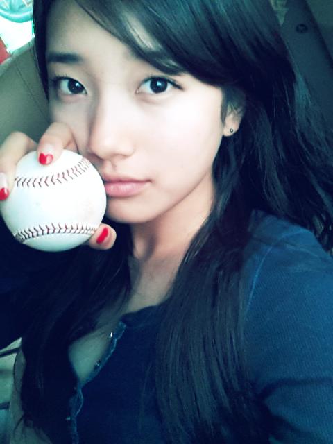 [Twitpic] 121008 Suzy's Twitter Update