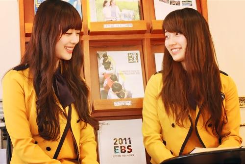 [Photo] Suzy & Sulli
