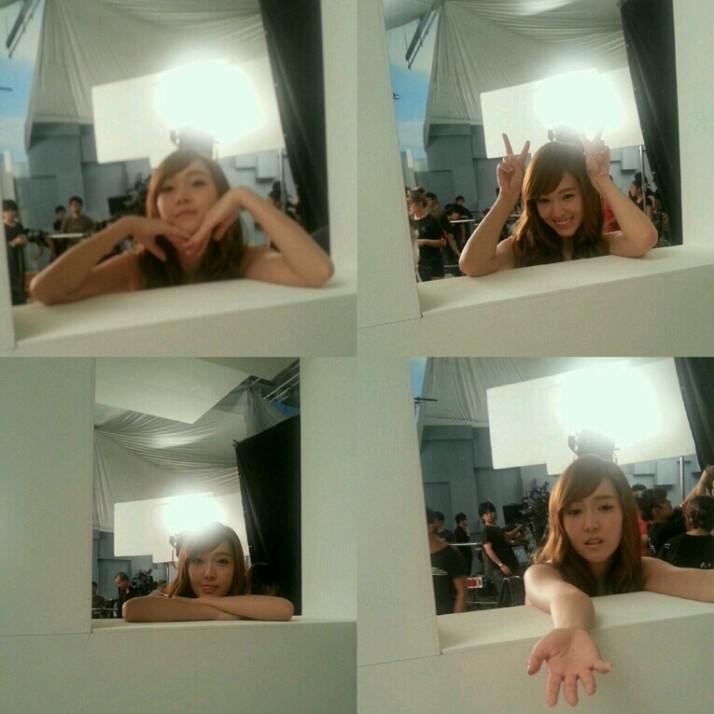 [Photo] Jessica's new Ufo pic
