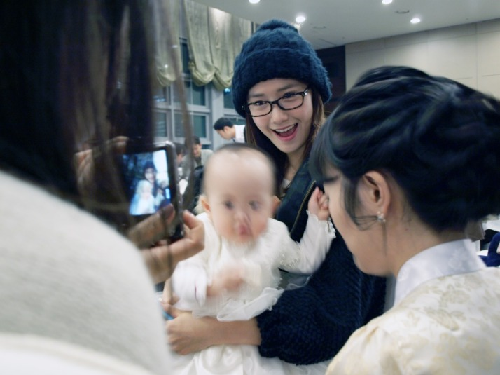 [Photo] Yoona with baby