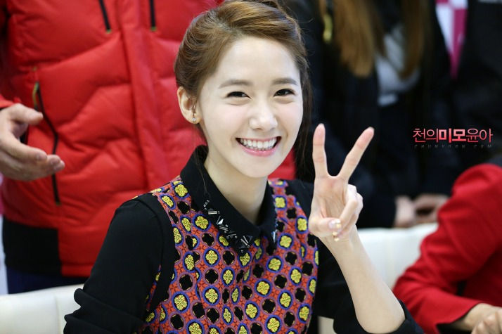 [PHOTO] 121115 Yoona at LG Fansign event