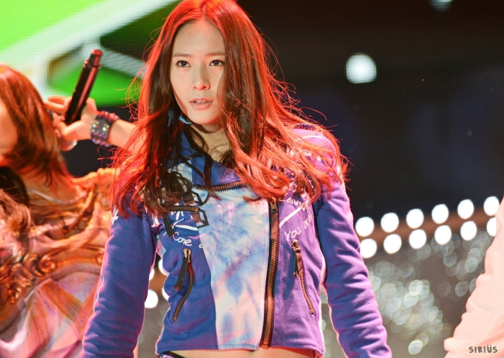 [PHOTO] 121118 Krystal at Dungeon and Fighter Festival