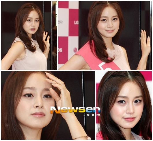 [PHOTOS] 121123 Kim Tae Hee at LG Fansign Event 2012,Nov