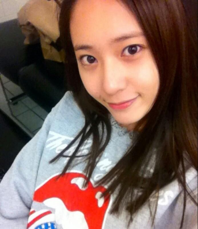 [me2day] 121103 Krystal's me2day Update