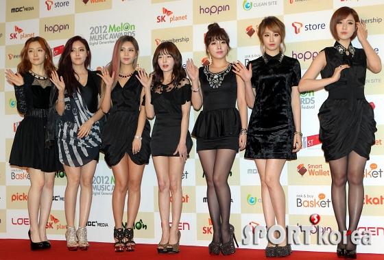 PHOTOS] 121214 Jiiyeon (T-ara) at 2012 Melon Music Awards ...