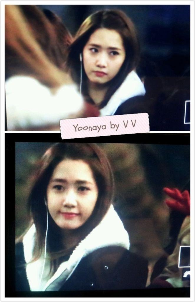 [PHOTOS] 121225 Yoona & Yuri (SNSD) at Incheon Airport ...