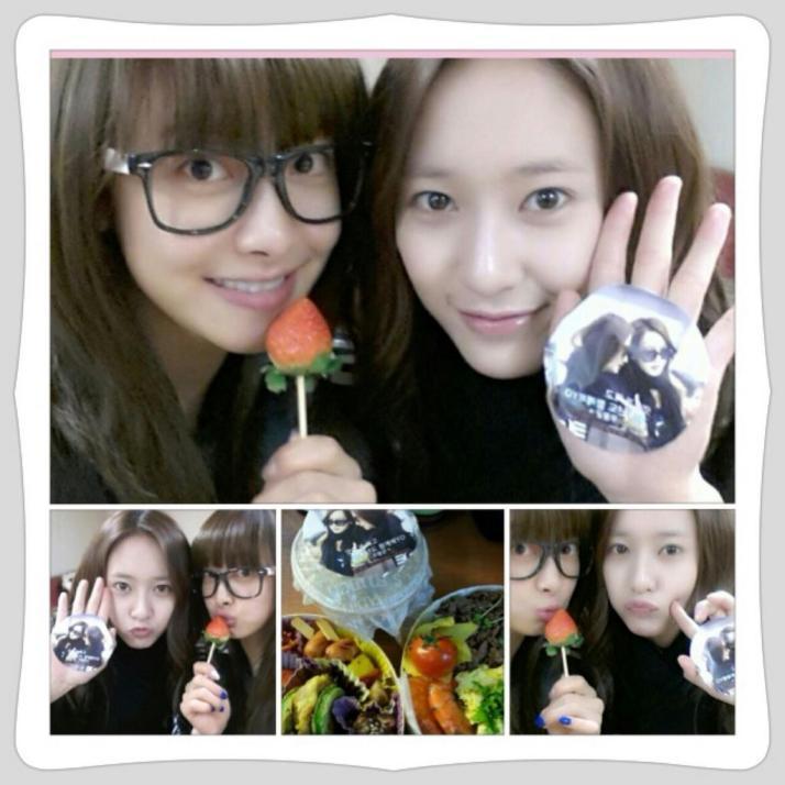 [me2day] 122112 Krystal & Victoria