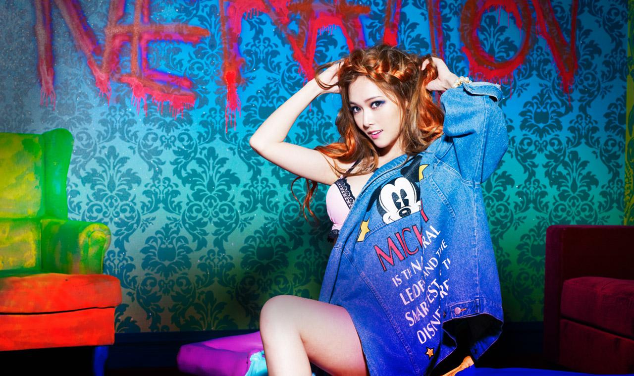 Tutorial: I Got a Boy Jessica SNSD Inspired Makeup - YouTube  Girls Generation Jessica I Got A Boy