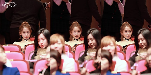 [PHOTOS] 121212 Yoona (SNSD) at Legally Blonde Musical of Jessica Part 2