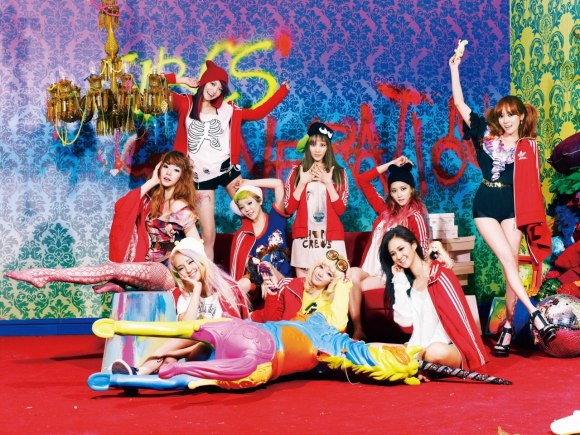 [PHOTOS] Girls' Generation (SNSD) I Got A Boy Teaser Pictures 2