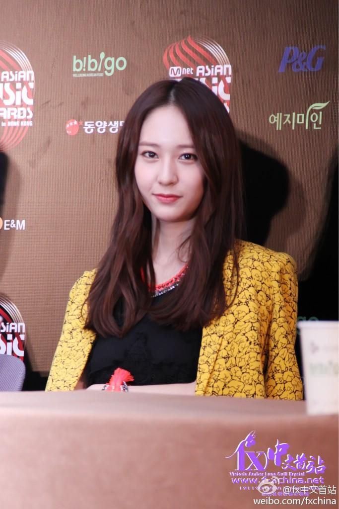 [PHOTO] Krystal at MAMA