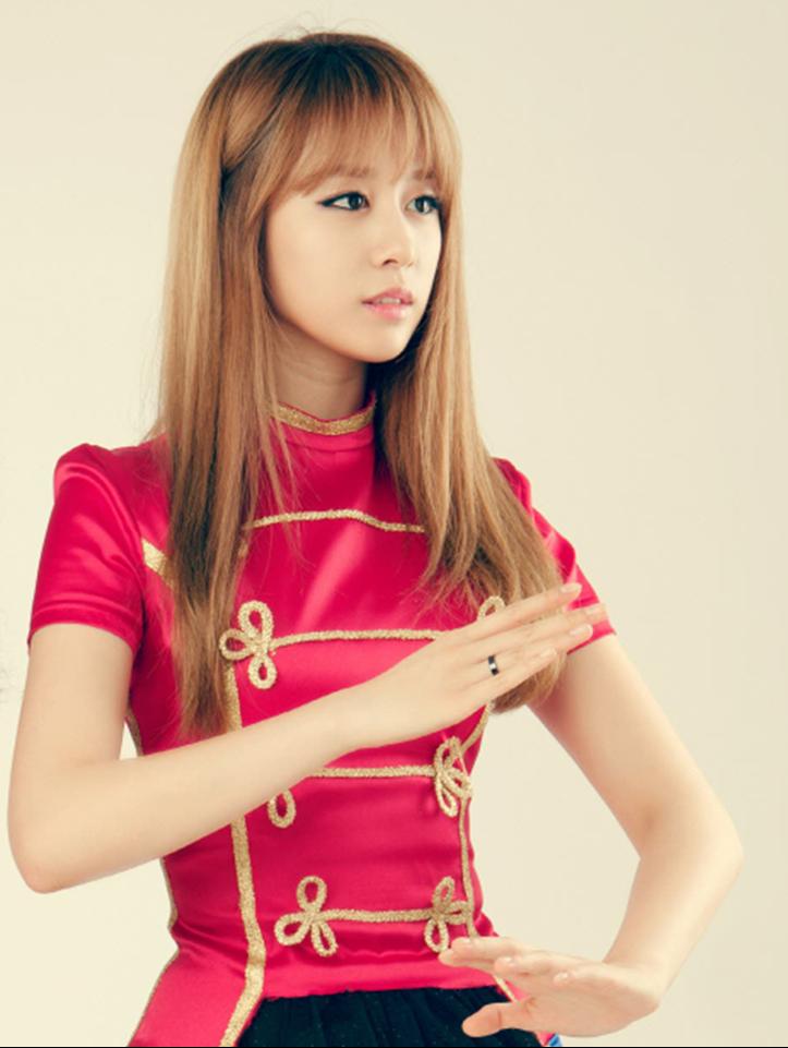 T-aran4 eunjung, hyomin, jiyeon, areum performing at 2013 dream concert / credit: kpopstarz