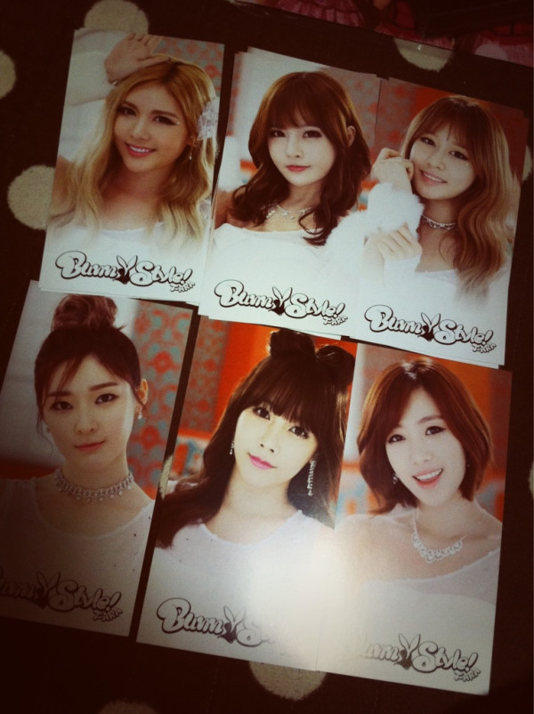 [PHOTO] T-ara's New Banisuta Photo