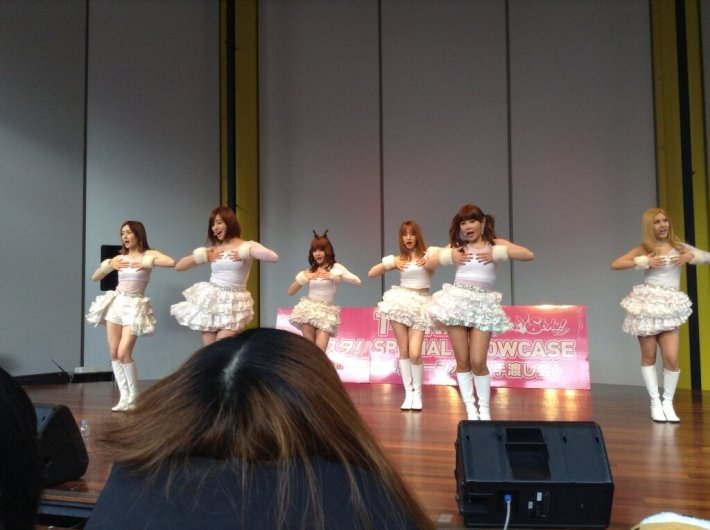 [PHOTOS] 130303 T-ara at Banisuta Showcase in Kyoto, Japan