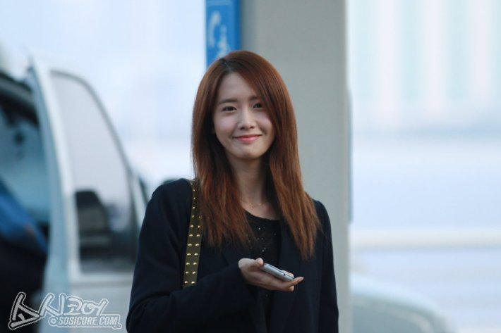 [PHOTOS] 130308 Yoona (SNSD) at Incheon Airport Pictures