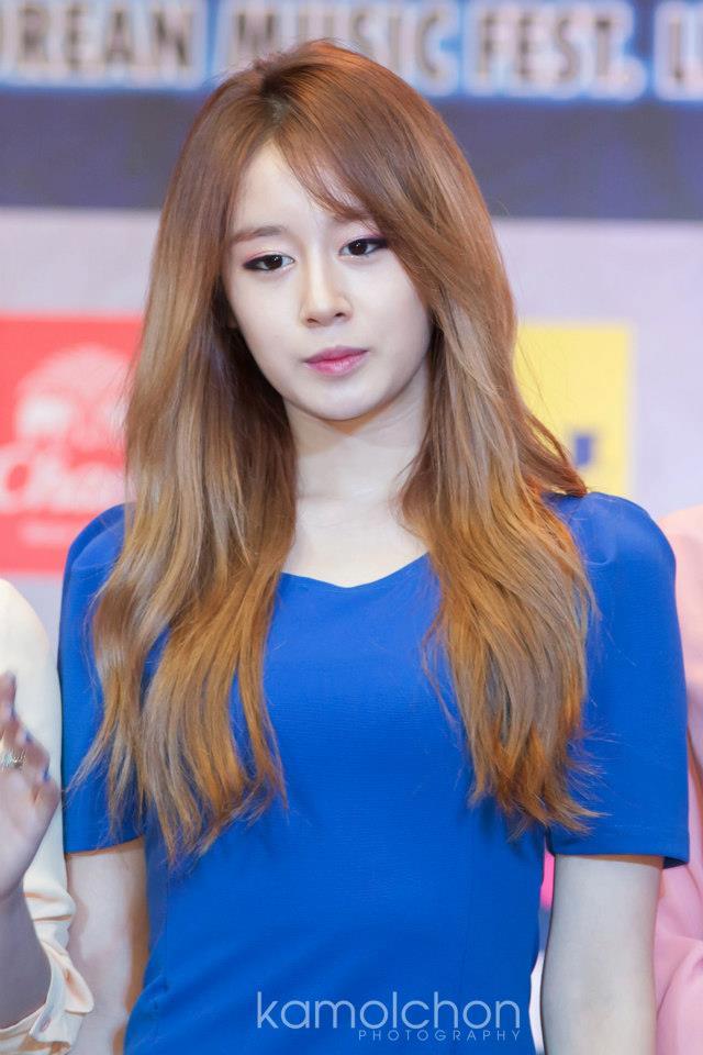 Jiyeon (t-ara) @ gyeongju dream concert 2013