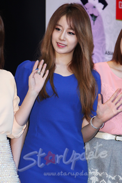 "PHOTOS] 130315 Jiyeon (T-ara) at MBC ""Korean Music Wave in Bangkok ..."