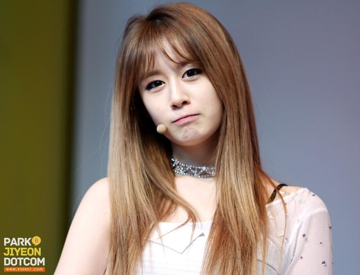 [PHOTO] Adorable & Cute Jiyeon - Bunny Style