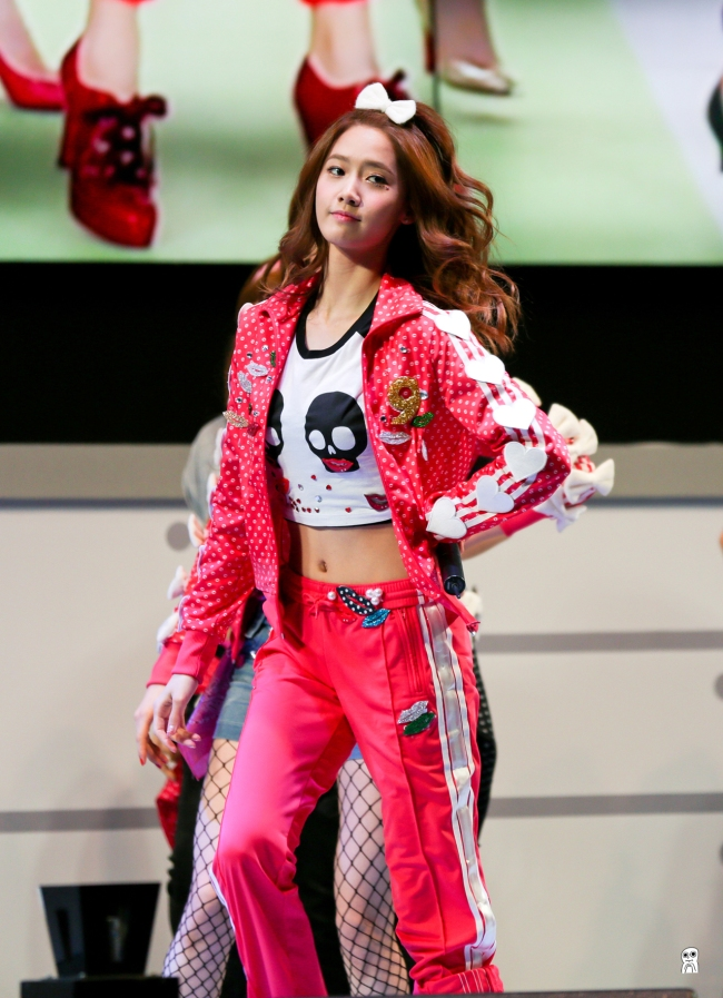 [PHOTOS] 130407 Yoona at LG Cinema 3D Festival